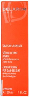 Delarom Lifting ser facial cu efect de lifting cu acid hialuronic 4