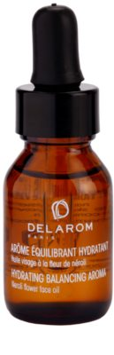 Delarom Moisturizing vlažilno aroma olje za obraz Neroli