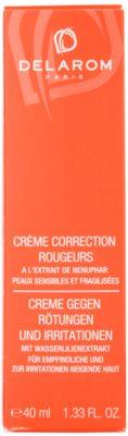 Delarom Anti Redness crema anti-roseata cu extract de nufar 3