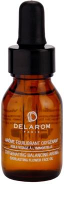 Delarom Revitalizing ulei pentru oxigenarea pielii cu aroma de imortele