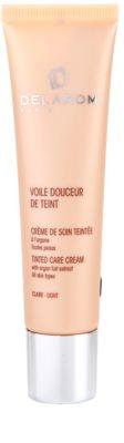 Delarom Tinted Care Tönungscreme für die Haut mit Arganextrakt