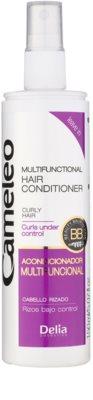 Delia Cosmetics Cameleo BB wielofunkcyjna odżywka w sprayu do włosów kręconych 1