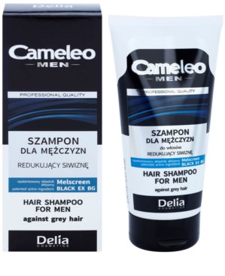 Delia Cosmetics Cameleo Men šampon proti sivenju temnih las 1