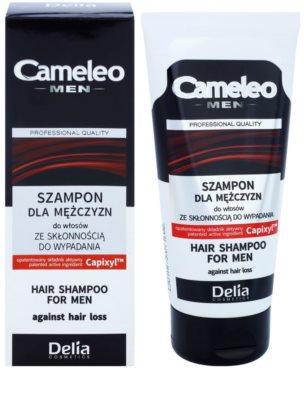 Delia Cosmetics Cameleo Men Sampon impotriva caderii parului si subtiere 1