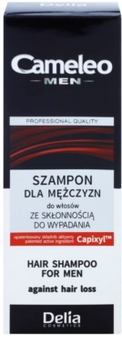 Delia Cosmetics Cameleo Men Sampon impotriva caderii parului si subtiere 2