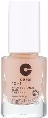 Delia Cosmetics Coral profesionálna starostlivosť na nechty 10v1