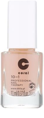 Delia Cosmetics Coral professzionális ápolás a körmökre 10 az 1-ben