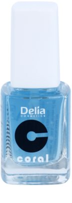 Delia Cosmetics Coral acondicionador para uñas  con keratina