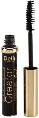Delia Cosmetics Creator Augenbrauen-Gel 4 in 1