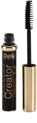 Delia Cosmetics Creator żel do brwi 4 v 1