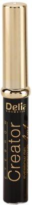 Delia Cosmetics Creator żel do brwi 4 v 1 1