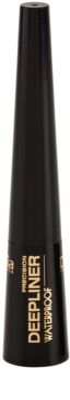 Delia Cosmetics Deepliner Liquid Eye Eyeliner wasserfest 1