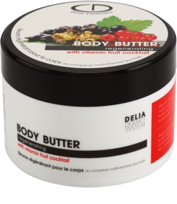 Delia Cosmetics Dermo System maslo za telo za zelo suho kožo