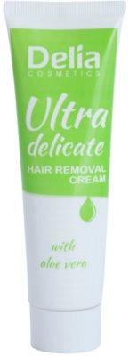 Delia Cosmetics Depilation Ultra-Delicate crema depilatoare pentru picioare