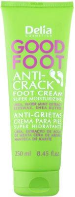 Delia Cosmetics Good Foot vlažilna krema za razpokane noge