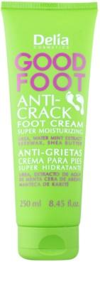 Delia Cosmetics Good Foot хидратиращ крем  за напукани крака