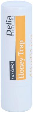 Delia Cosmetics Lip Balm Honey Trap відновлюючий бальзам для губ