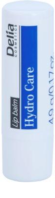 Delia Cosmetics Lip Balm Hydro Care feuchtigkeitsspendendes Lippenbalsam