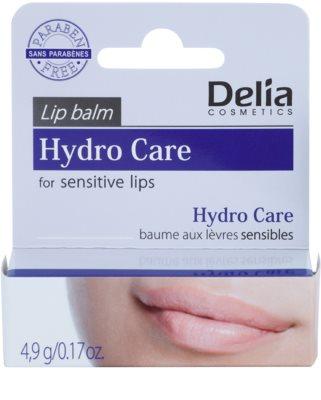 Delia Cosmetics Lip Balm Hydro Care balsam do ust 2