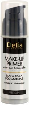 Delia Cosmetics Free Skin baza matująca pod podkład