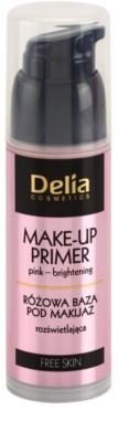 Delia Cosmetics Free Skin prebase de maquillaje iluminadora