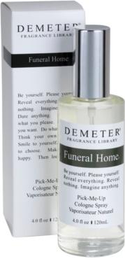 Demeter Funeral Home Eau De Cologne unisex 1