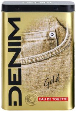 Denim Gold toaletní voda pro muže 4