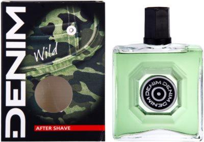 Denim Wild voda po holení pro muže