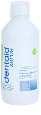 Dentaid Xeros Dental Care Mundwasser gegen Mundtrockenheit und Xerostomie