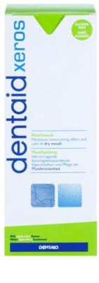 Dentaid Xeros Dental Care Elixir contra a boca seca e xerostomia 2