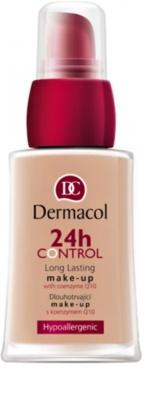 Dermacol 24h Control podkład o przedłużonej trwałości