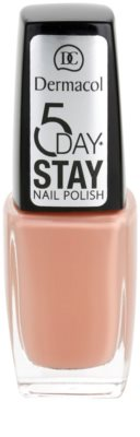 Dermacol 5 Day Stay Nagellack
