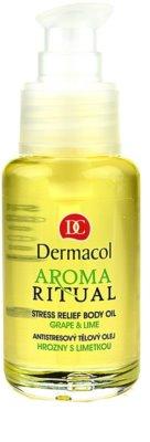 Dermacol Aroma Ritual antistresový tělový olej 2