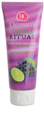 Dermacol Aroma Ritual antistressz kézkrém