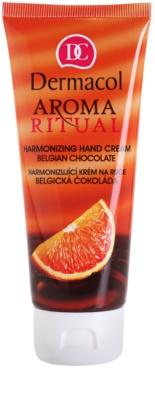 Dermacol Aroma Ritual creme regenerador   para mãos