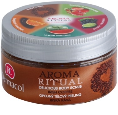 Dermacol Aroma Ritual aromatyczny peeling do ciała