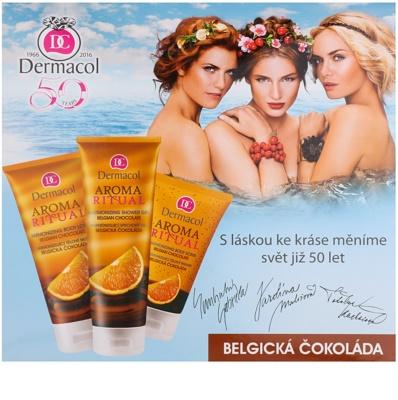 Dermacol Aroma Ritual zestaw kosmetyków II.