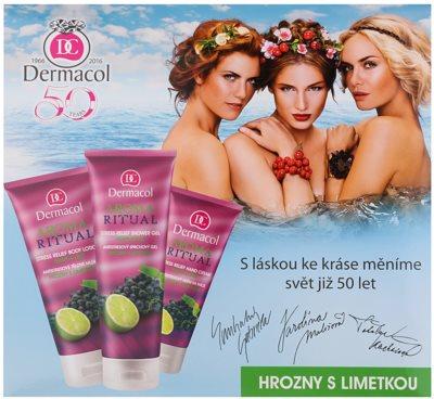 Dermacol Aroma Ritual zestaw kosmetyków III.