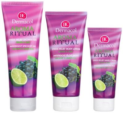 Dermacol Aroma Ritual kosmetická sada III. 1