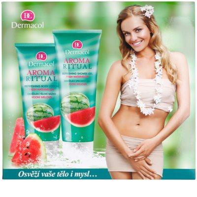 Dermacol Aroma Ritual lote cosmético IV.