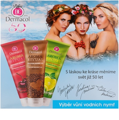 Dermacol Aroma Ritual lote cosmético V.
