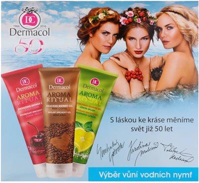 Dermacol Aroma Ritual zestaw kosmetyków V.
