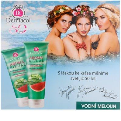 Dermacol Aroma Ritual lote cosmético VII.