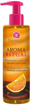 Dermacol Aroma Ritual хармонизиращ течен сапун с дозатор