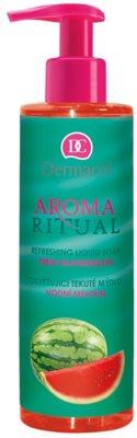 Dermacol Aroma Ritual osvežujoče tekoče milo z dozirno črpalko