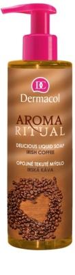 Dermacol Aroma Ritual opojno tekoče milo z dozirno črpalko