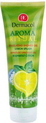 Dermacol Aroma Ritual енергизиращ душ гел