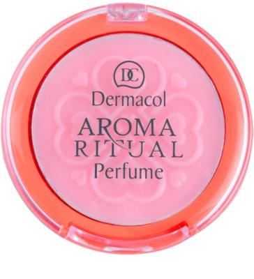 Dermacol Aroma Ritual perfumy w kremie o zapachu czarnej wiśni