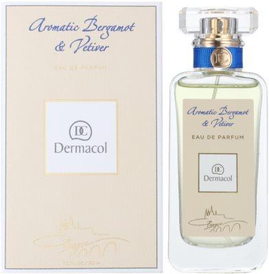 Dermacol Aromatic Bergamot & Vetiver parfémovaná voda pro muže