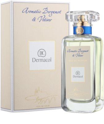Dermacol Aromatic Bergamot & Vetiver Eau de Parfum for Men 2